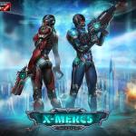 x mercs invasion artwork 1 150x150 X Mercs: Invasion   App Store Icon, Artwork, & Press Release