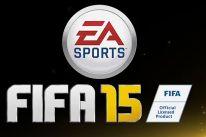 fifa 15 logo FIFA 15 (Multi)   Logo & Incredible Visuals Video