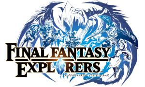 final fantasy explorers logo 300x179 Final Fantasy Explorers (3DS)   Logo, Artwork, Screenshots, & Official Website