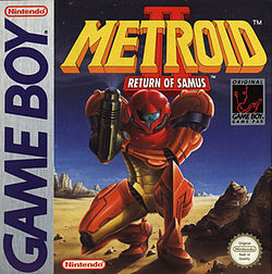 metroid 2 return of samus box art Armchair Game Studio   A Game Well Deserving Of A Remake Or Sequel