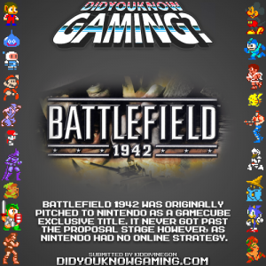 battlefield 1942 fact 300x300 Random Game Facts Battlefield 1942 Was Almost A GameCube Exclusive