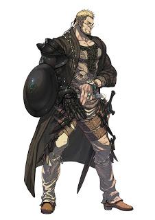 drakengard 3 concept art 4 Drakengard 3 (PS3) Concept Art