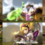 hyrule warriors screenshot collage 2 150x150 Hyrule Warriors (WU) Concept Art & Screenshots