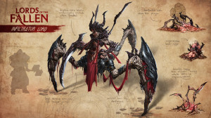 lords of the fallen concept art 1 300x168 Lords of the Fallen (PC, PS4, & XO) Concept Art, Screenshots, Limited Edition Image & Details, & Sins Trailer