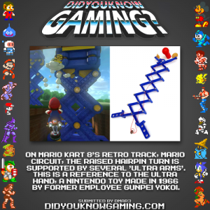 mario kart 8 fact 2 300x300 Random Game Facts Mario Kart 8 Ultra Hand Easter Egg
