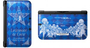 persona q shadow of the labyrinth 3ds xl 300x162 Atlus Unveils Persona Q: Shadow of the Labyrinth 3DS XL Special Edition Design